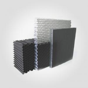 新型塑料蜂窝板的性能与特点