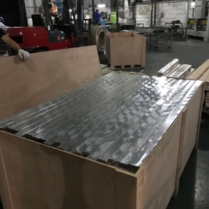 铝蜂窝板的应用进展