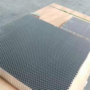 铝蜂窝穿孔吸声板安装