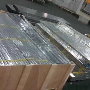 石铝蜂窝板的特性