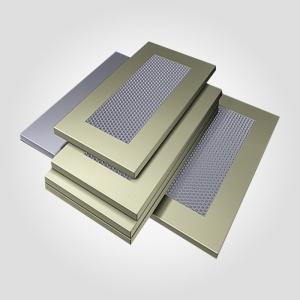 铝蜂窝芯基本特性